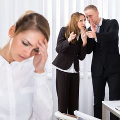 Talking To Your Employer About Co-Worker Bullying — Alexandrea Merrell