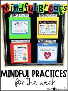 An Engaging Program for the Mindful Classroom. Teach mindfulness through breathing, journaling emotions and affirmations, communication, and creative yoga movements.