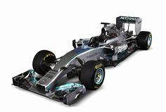 2014 Mercedes Benz F1 - WO5