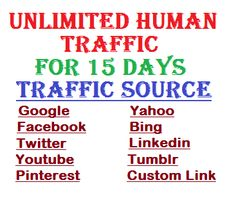 Add make your website google ranking with web traffic for $5