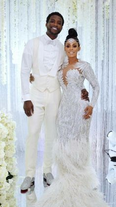 Luxurious Sparkly 2019 African Wedding Dresses, You can collect images you discovered organize them, add your own ideas to your collections and share with other people. Gorgeous Wedding Dress, Dream Wedding Dresses, Bridal Dresses, Wedding Gowns, Celebrity Wedding Dresses, Celebrity Weddings, Gucci Mane Wedding, African Wedding Dress, Wedding Attire