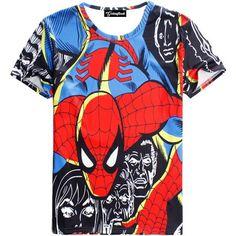 Spiderman Tee