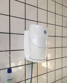 Finally our eSpring is installed so we can offer clean water to our clients Pizza, Cleaning, Mugs, Tableware, Water, Water Water, Dinnerware, Aqua, Cups