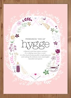 This year's Crochet-a-Long (CAL) from Scheepjes  is called Hygge. If, like me, you've never heard of this word before let alone how to pron...
