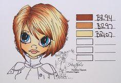 Heather's Hobbie Haven - ShinHan Hair Color