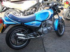 Yamaha rd500 lc triple  with kawasaki kh500 engine