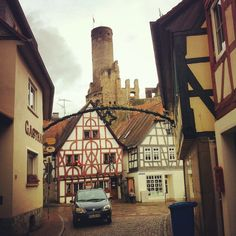Epstein, Germany! I miss my old town  m so visiting my mommy for the summer!