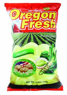 Oregon Fresh Wasabi