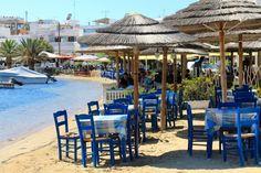 Taverns on the beach