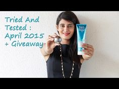 FOMO : Tried And Tested - April 2015 + Bed Head TIGI Giveaway (OPEN) - YouTube