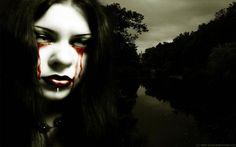 Ojos Llorando Sangre.