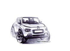 Citroën E-Mehari (2016) : décryptage design du cabriolet électrique