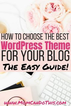 How to Choose a WordPress Theme that Makes you Happy - Wordpress Ecommerce Theme - Choosing a WordPress Theme can be intimidating with countless options. Learn how a complete Newbie chose the first paid WordPress Theme and how you can too! Wordpress For Beginners, Learn Wordpress, Best Wordpress Themes, Blogging For Beginners, Wordpress Plugins, Wordpress Guide, Wordpress Free, Wordpress Admin, Wordpress Theme