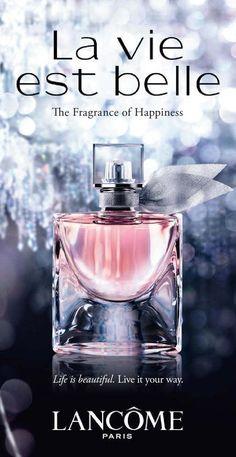 Qui ... la vie est trés belle! #Lancome #ClippedOnIssuu from Elle may 2015 ca