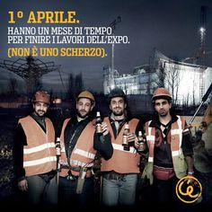 #Ceres ed #Expo2015, ma non si tratta di un #pescedaprile