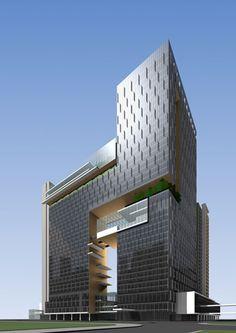 W hotel in Gwangzhou by Rocco Design Architects