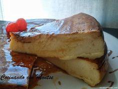 Tarta de queso al microondas Pie Recipes, Sweet Recipes, Dessert Recipes, Desserts, Food N, Food And Drink, Mexican Sweet Breads, Micro Onde, Sin Gluten
