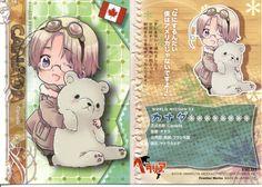 Hetalia Axis Power - Canada