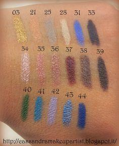 ไอเด ย Makeup 14 รายการ บ บ คร ม น วยอร ก น ำม น