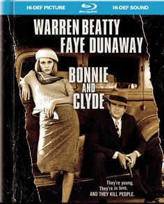 A romanticized account of the career of the notorious bank robbing couple and their gang. I love Faye Dunaway but Estelle Parsons stole the film!