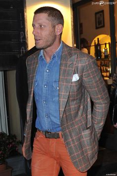 BESPOKE TWINS | treviorum:   Lapo Elkann.