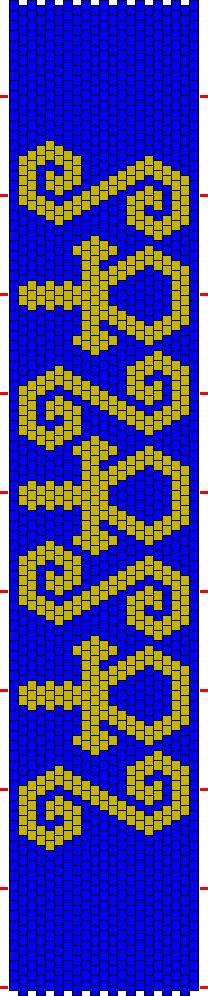 Ankh Bead Patterns - Beadwork