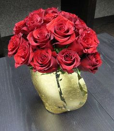 Celebrate August, the Month of Romance, with a fresh bouquet of roses!