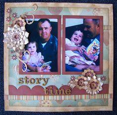 Story Time - Scrapbook.com