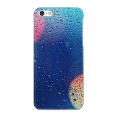 iPhone 5C Wet Glass Lights Case