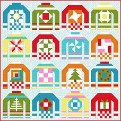 Sew Fresh Quilts: The Ugly Christmas Sweaters Quilt Along 2016