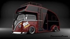 Camper Bus VW