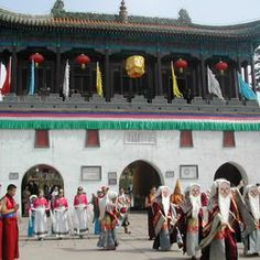 ©UNESCO / WEN Jia - China - Chengde City, Hebei Province - Mountain Resort and its Outlying Temples, Chengde