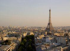 Paris is amazing... especially in the summer time
