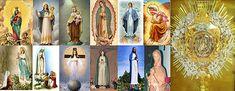 Glorias de María: Apariciones y Revelaciones