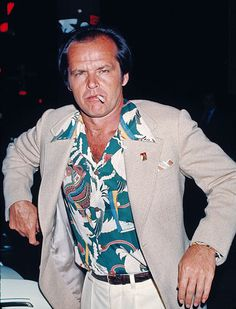 The best director is the one you don't see, Jack Nicholson