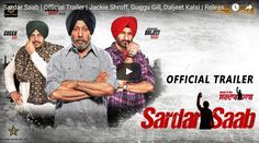 "Mika Singh Presents All Time Movies PVT. LTD. Production ""SARDAR SAAB"" Directed by : Amit Prasher Produced by : All Time Movies PVT. LTD."