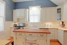 ห้องครัวสีฟ้า