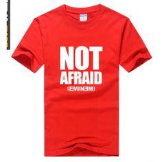 Eminem Not Afraid T-shirt