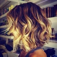 Love the curls!