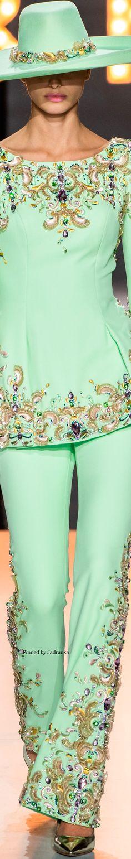 Vogue: Fashion, Beauty, Celebrity, Fashion Shows Pastel Fashion, Colorful Fashion, Love Fashion, Fashion News, Fashion Show, Fashion Spring, Ralph & Russo, Fedora Hat Women, Fashion Lighting