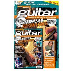 guitar Songbook mit DVD Vol. 4: School of Rock, 9,90 €