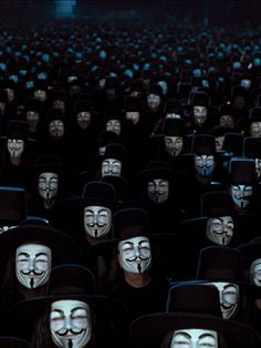 10 Years Later, 'V for Vendetta' Remains Tremendously Influential to Blockbuster Cinema V for Vendetta still felt much darker and morally chaotic than your average Hollywood film, let alone than typical comic book adaptations. V For Vendetta 2005, V Pour Vendetta, V For Vendetta Quotes, V For Vendetta Movie, Dark Knight, Science Fiction, Hacker Wallpaper, Wallpaper Quotes, 10 Years Later