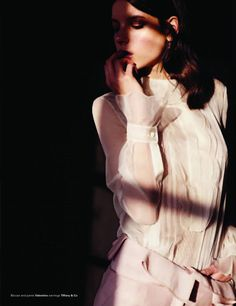 Tati Cotliar by Benny Horne for Exit Magazine