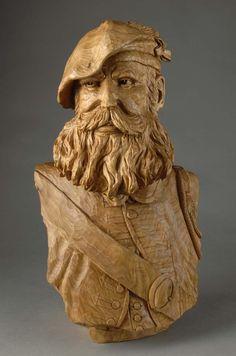 Woodcarver Online Magazine 1st in Group - Instructor Assisted Carvings James Spencer, Hudson, M