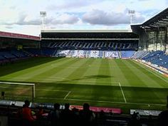 The Hawthorns Stadium - home to West Bromwich Albion FC, or The Baggies as they are known locally. English Football Stadiums, British Football, European Football, Soccer Stadium, Soccer Fans, Football Soccer, West Bromwich Albion Fc, Bristol Rovers, Barclay Premier League