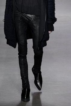 Jan Boelo FW14 / exposed zipper / #MIZUstyle
