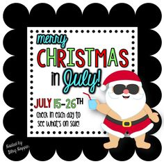 Christmas in July: Day One