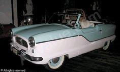 1954 Nash Metropolitan--beep beep