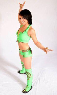 Ruby Riott before WWE Wrestling Divas, Women's Wrestling, Female Wrestlers, Wwe Wrestlers, Professional Wrestling, Wwe Divas, Bowling, Superstar, Beautiful Women