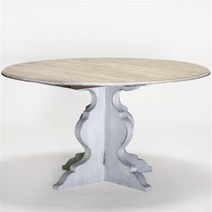Need table band to make top look thicker more sturdy ...with same leg shape